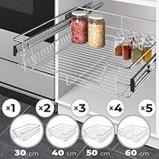 Amazonfr Tiroir Coulissant Cuisine Meubles Cuisine Maison