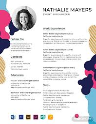 Resume Templates For Publisher Free Sample Resume Template Word Psd Indesign Apple