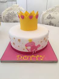 Peppa Pig Bespoke Cakes For All Occasions