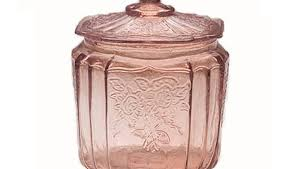 Pink Depression Glass Patterns New Identification Of Depression Glass Patterns Our Pastimes
