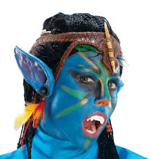avatar fangs for neytiri and jake sully teeth r9834