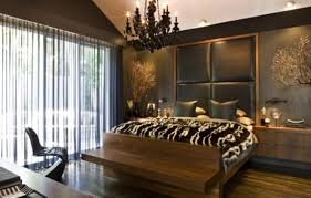 Delightful Gold And Black Bedroom Ideas