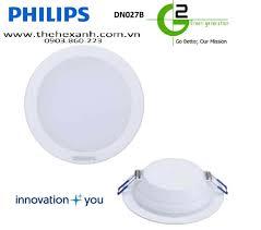 Đèn Led Âm Trần Philips-DN027B 7W LED6 D90 – Nhà phân phối chính thức bóng  đèn Philips