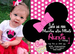 minnie mouse birthday invitation templates free fabulous free editable minnie mouse birthday invitations fresh minnie mouse 1st birthday invitations