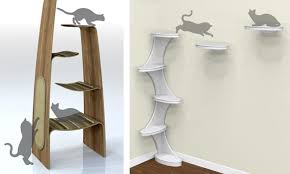 chic cat furniture. images via therefinedfeline chic cat furniture i