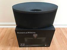 bowers and wilkins z2. b\u0026w bowers and wilkins z2 wireless airplay speaker speakers