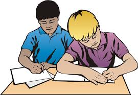 Image result for kids concentrating clipart