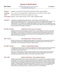 Examples Of Skills Summary On A Resume Bunch Ideas Resume Skills