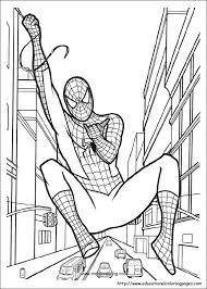 Also, the superhero can easily crawl through buildings and remain unnoticed. Kids Spiderman Coloring Pages