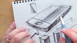 Industrial Design For Beginners How To Draw Product Design Sketching