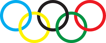logo where the interlocking circles imply munity and cooperation perfect for the largest global sporting event of course the olympic logo hasn t