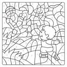 Kleurplaat Cijfers 1000 Getallen Kleurplaten Kleurplatenlcom