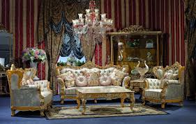 traditional leather living room furniture. Living Room George Versailles Classic Traditional Set Silver Furniture Leather R
