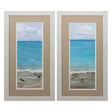 propac images brunch on the beach framed wall art set of 2 2851 on set of two framed wall art with propac images brunch on the beach framed wall art set of 2 2851