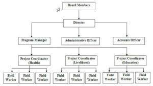 Organizational Chart For Your Ngo Family Foundations