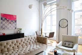 chic one bedroom apartment in west village by homepolish