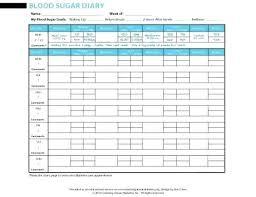 Blood Pressure Forms For Tracking Blood Pressure And Sugar Log Sheet Elegant Diabetes Information