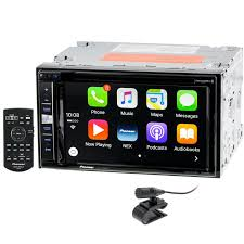pioneer bluetooth car stereo. pioneer avic-5200nex double din 6.1\ bluetooth car stereo
