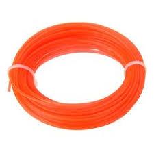 <b>1pc</b> 15m x 1.25mm <b>Nylon</b> Trimmer Line Grass Cutter <b>Rope</b> Trimmer ...