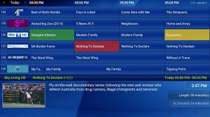 tv guide. ultimate mania new epg tv guide free - how to download and install kodi firestick on pulse tv