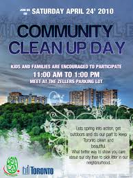 Community Clean Up Flyer Template Neighborhood Clean Up Flyer Ohye Mcpgroup Co