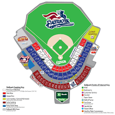 73 You Will Love Patriots Seats Chart