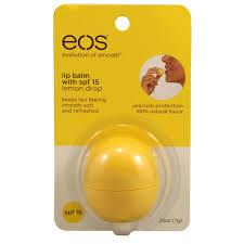 Eos lip gloss
