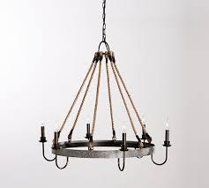 popular wine barrel chandelier in napa pottery barn remodel 2