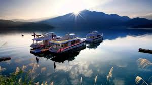 Image result for sun moon lake