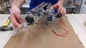 Mechanical Engineering Robots Bruce Entezam Los Angeles California Role Of Mechanical