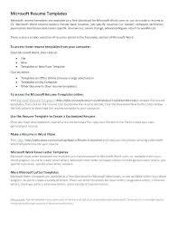 Microsoft Cv Template Microsoft Word 2013 Cv Template Puntogov Co