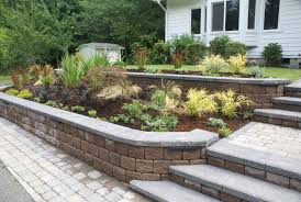 mutual materials retaining walls