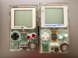 Famitsu Skeleton Game Boy Light Game Boys Game Boy Famitsu Model F Game Boy Light Famitsu