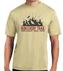 Unisex Shirt Size Chart Color Run Nw Trail Runs Runningbug Apparel
