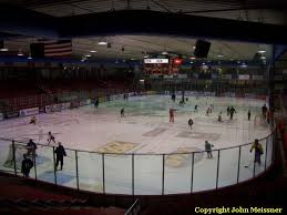 The Ushl Arena Travel Guide Young Arena Waterloo Black