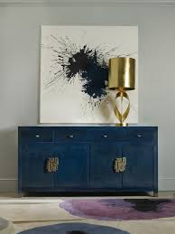 set cabinet full mini summer: navy blue buffets and cabinets for this spring