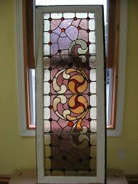 decorated leaded panel with jewels repair