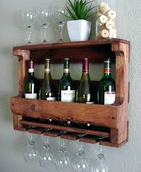 wooden wine glass holder wooden wine bottle and glass holder wine bottle glass holder wine bottle