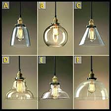 modern glass pendant lights drum shade chandelier hanging lamp shades lighting design ideas gla