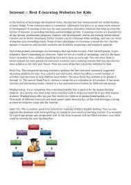 internet best e learning websites for kids