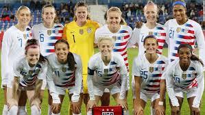 Officially licensed women's new era uswnt 9twenty blossom hat 100% polyester embroidered u.s. Us Women S Soccer Team Members Sue Us Soccer For Gender Discrimination Cnn
