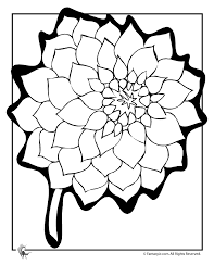 Free Coloring Pages Spring Flowers Coloring Page Az Coloring Pages