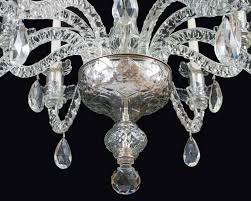 pair of george ii style chandeliers in excellent condition for in steyning west sus