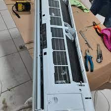 Klima boyama bakim ve montaj... - Üçel Kombi Klima