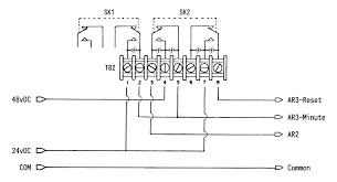 lathem ltr6 384 etc mstr ihbusboy (oubei gakuen) Simplex Clock Wiring set ar3 and ar2 wiring diagram for small case ltr masters simplex wall clock wiring