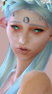 TS4/Sims) Krystal   Sims Amino
