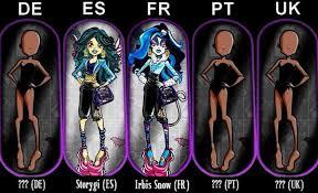Единственные в своём роде официальные куклы <b>Monster High</b>