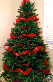 baby nursery heavenly tree decorating being genevieve how to decorate a ribbon and beads