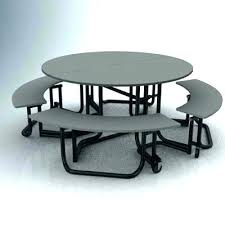 Trendy Round School Tables 3 Round Tables 3 Legged Round Table