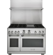 Professional Ovens For Home Zdp486nrpss Monogram 48 Dual Fuel Professional Range With 6